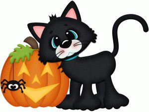best images on. Animals clipart halloween