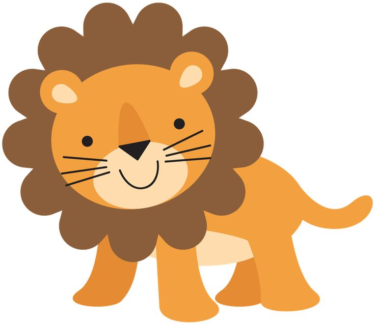 Cartoon clip art downloadclipart. Animals clipart lion
