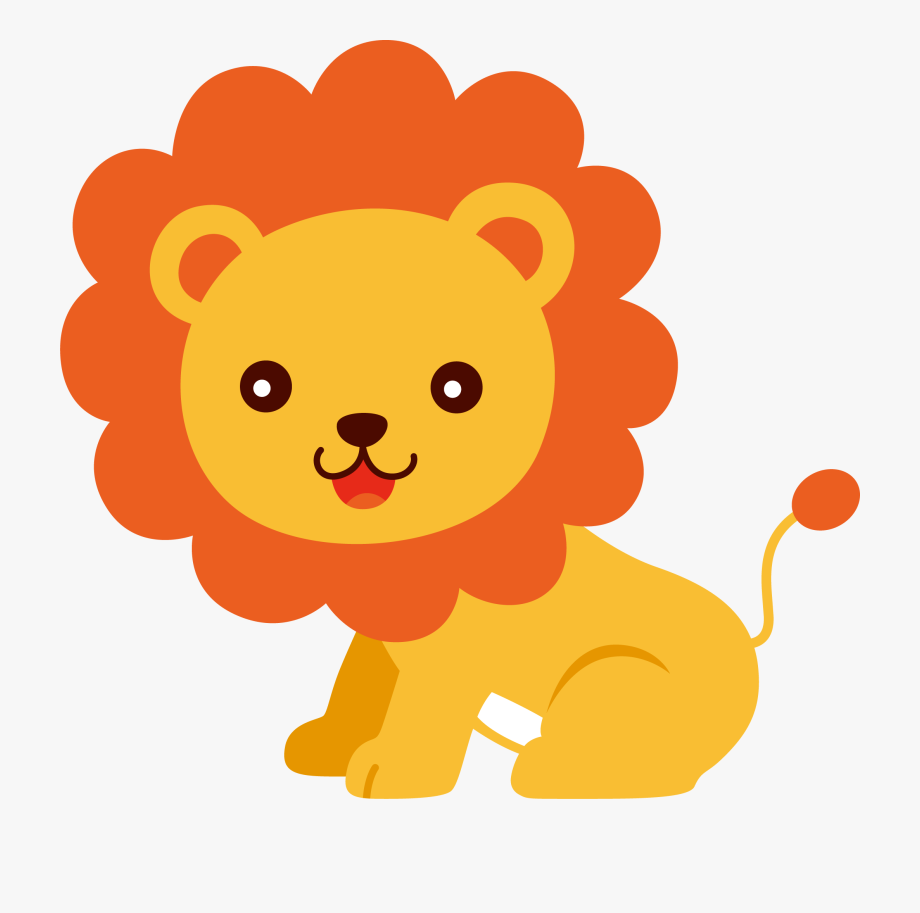 Free png zoo animals. Pet clipart lion