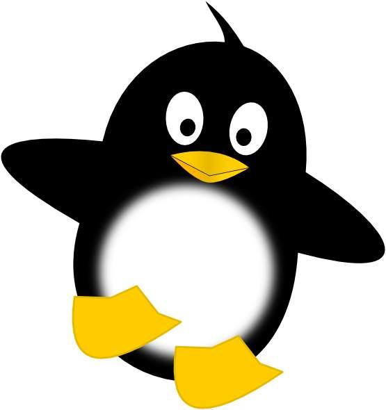 Valentine penguin animals clip. Clipart penquin jpeg