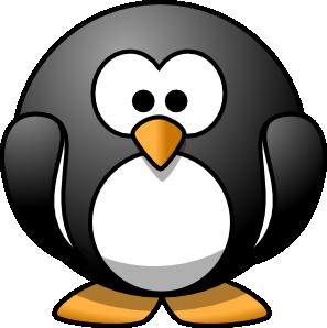 Cartoon clip art at. Animals clipart penguin