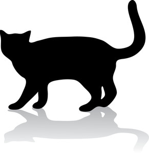 Animals clipart silhouette. Animal at getdrawings com