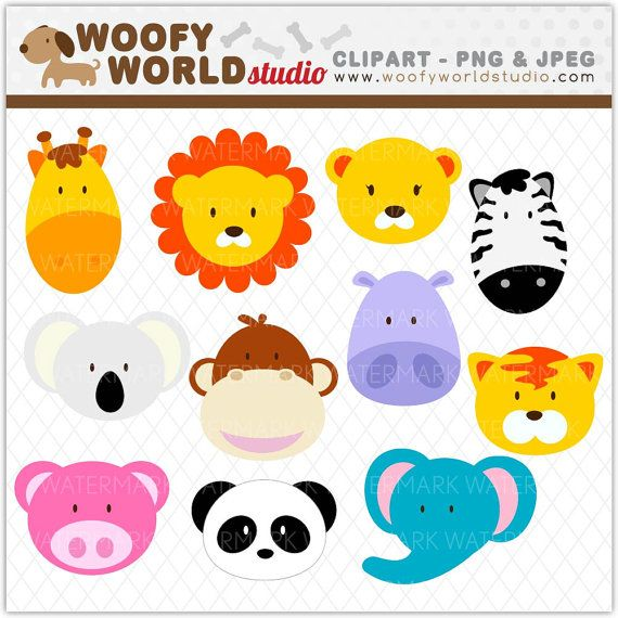 Image of as crafty. Animals clipart simple
