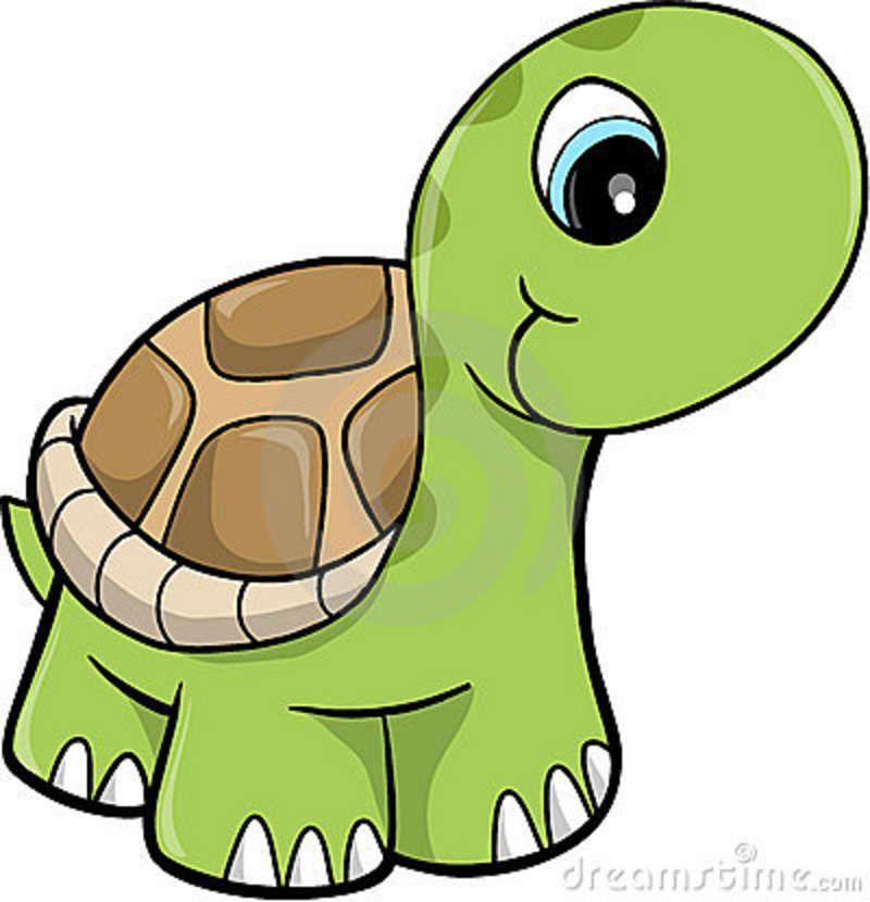 Free cute clip art. Animals clipart turtle