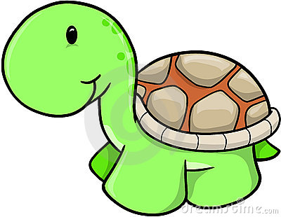 Animals clipart turtle. Cute