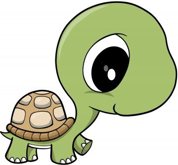 Baby frog clip art. Animals clipart turtle