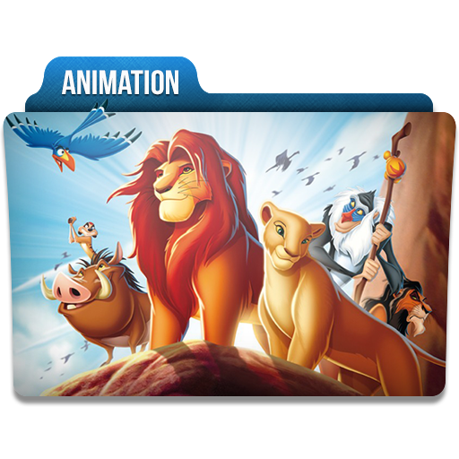 Animate png files. Animation icon movie genres