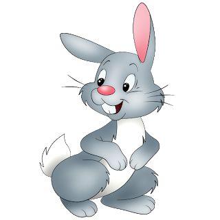 Free bunnies cartoon download. Animated clipart bunny