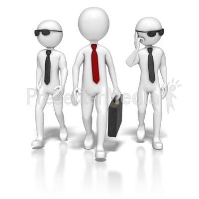 . Animated clipart business