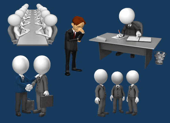 2016 clipart animation. Animated business for powerpoint