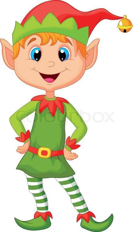Body clipart elf. An plural elves is