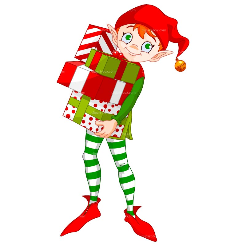 Free cartoon cliparts download. Moving clipart elf