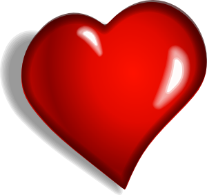 Free heart cliparts download. Hearts clipart animated