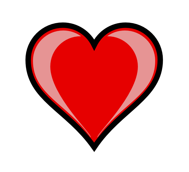 Hearts clipart animated. Free heart cliparts download
