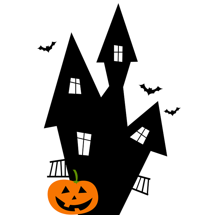 Animated clipart library. Halloween shop of buy