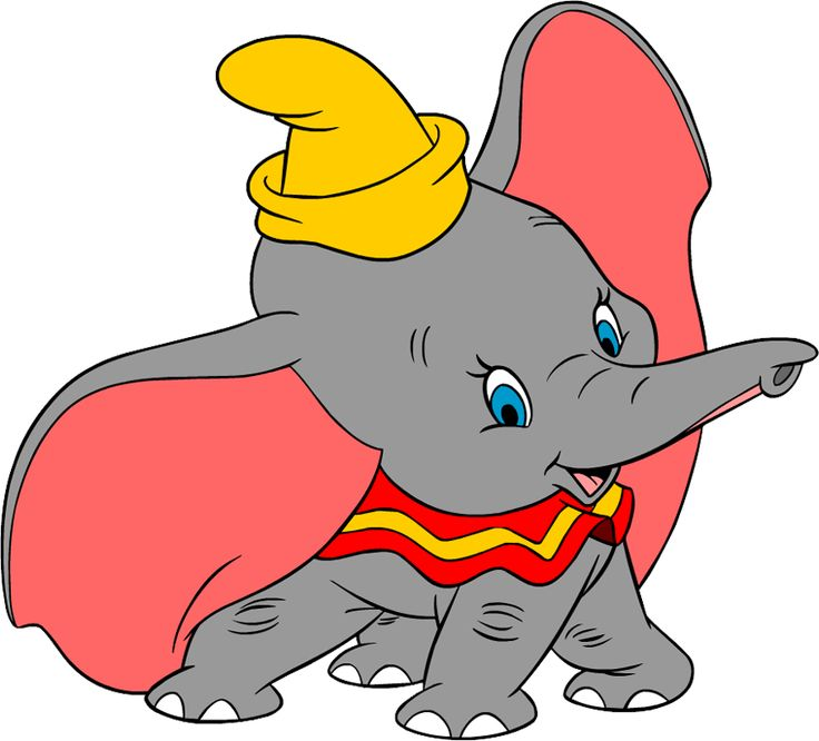 Animated clipart library.  best elephants images