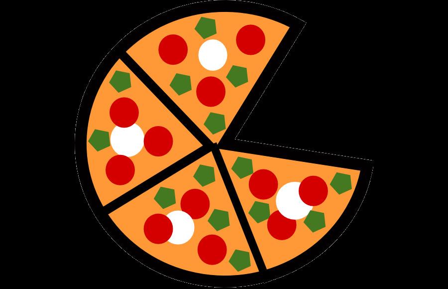 Animation cartoon clip art. Pizza clipart animated