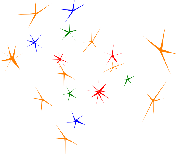 Free animated cliparts download. Clipart fireworks sparkle
