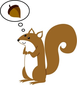 Squirrel animations panda free. Acorn clipart animated