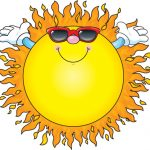 Animated clipart summer. Clip art free images