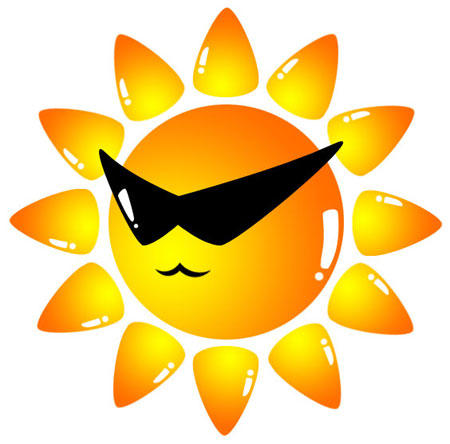 Free . Animated clipart summer