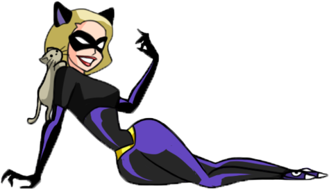 Image catwoman batman fanon. Animated png files