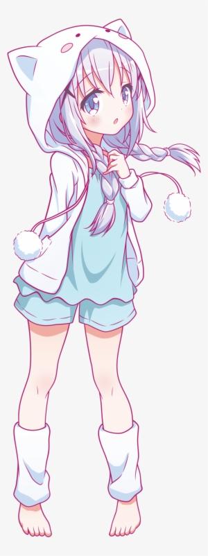 Cute png transparent image. Anime clipart adorable