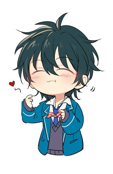 Mika kagehira ensemble stars. Anime clipart anime boy