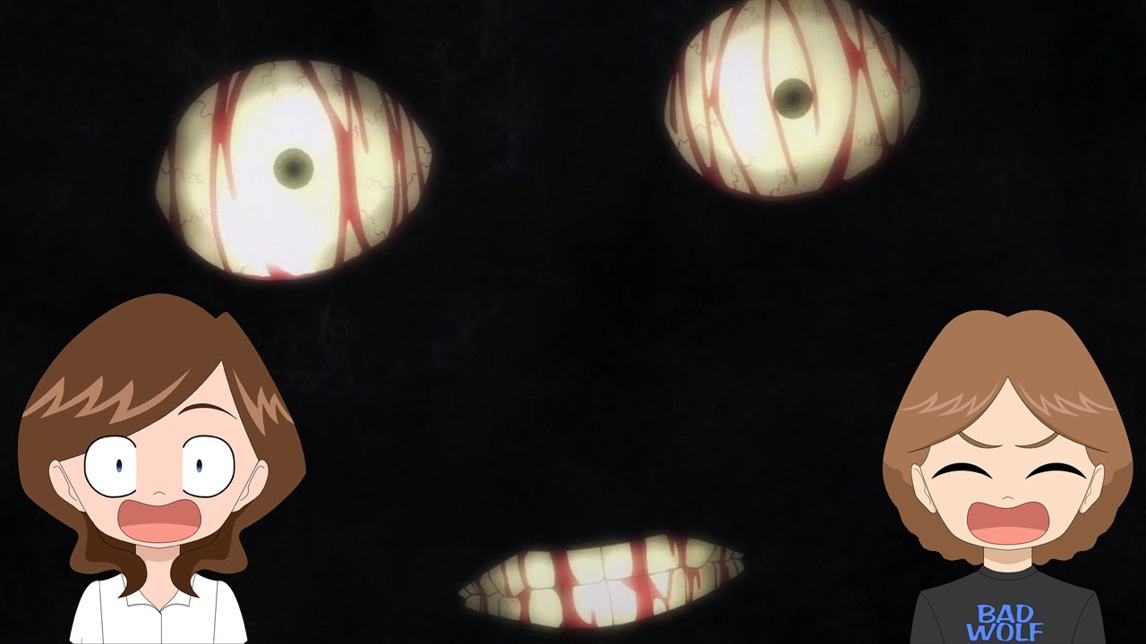 Top creepiest characters in. Anime clipart anime character
