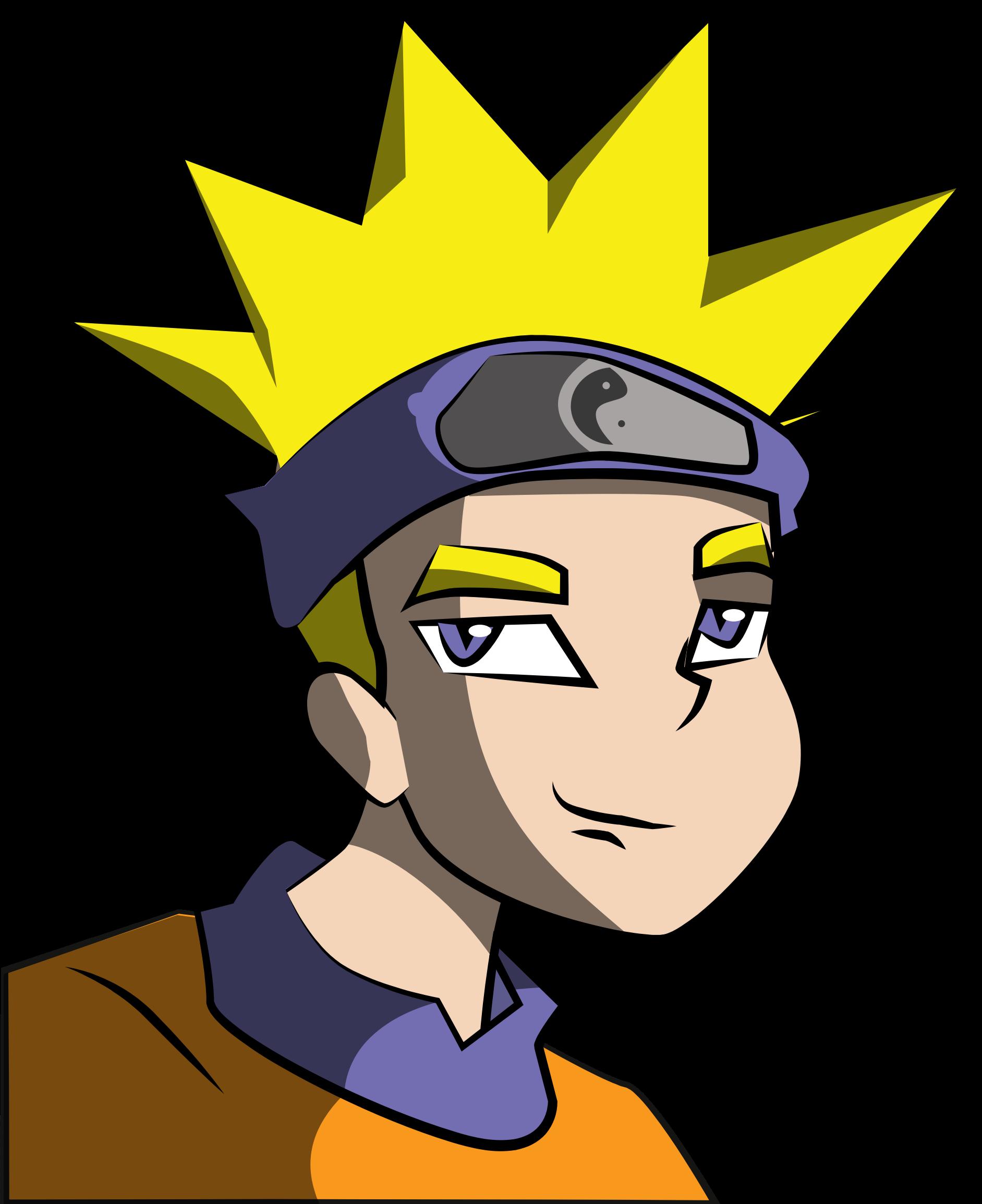Boy big image png. Anime clipart anime character