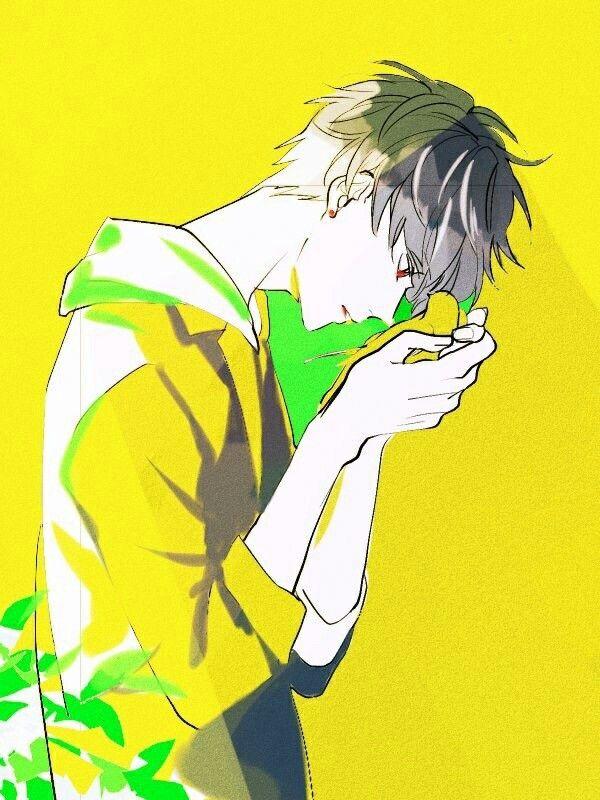 Aesthetic Anime Boy Art