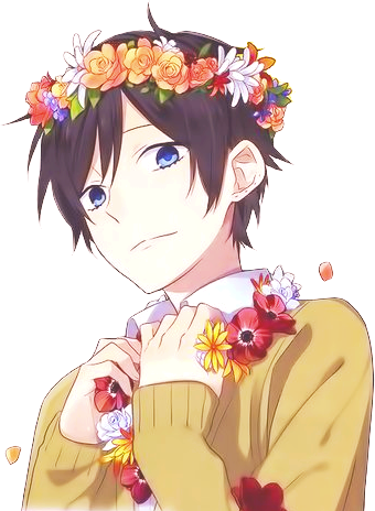 Anime clipart anime guy. Horimiya shoujo manga miyamura