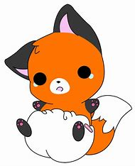 Best ideas about find. Anime clipart baby fox