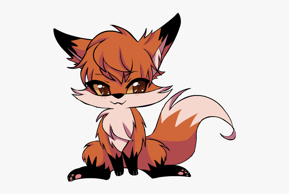 Anime clipart baby fox. Images kitzu wallpaper and