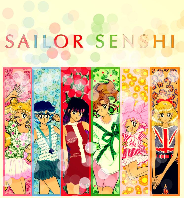 Anime clipart best friend. Five friends by shiuichi