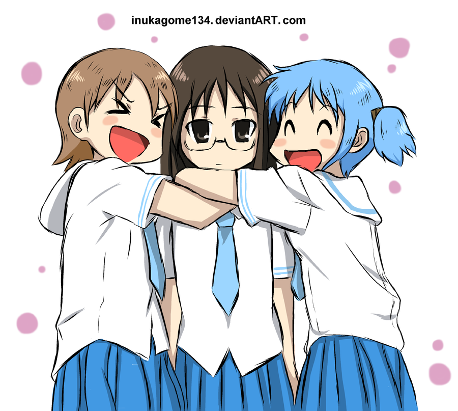 Anime clipart best friend. Friends forever by inukagome