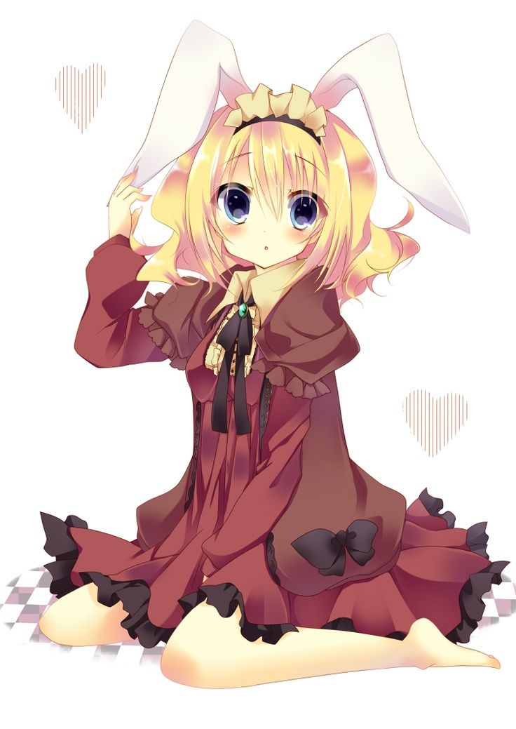 Anime Clipart Bunny Anime Bunny Transparent Free For Download On