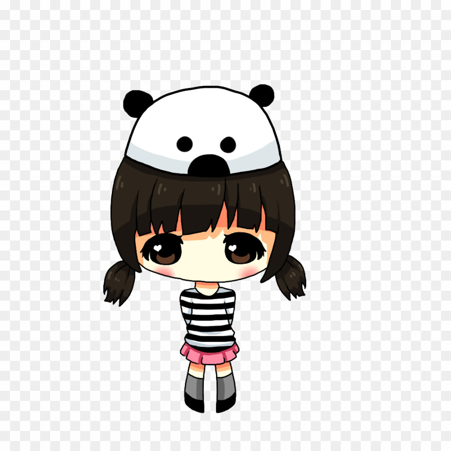 Anime clipart chibi. Kawaii png download