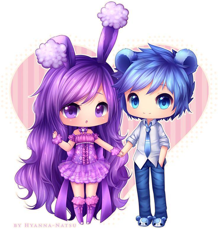 Image fa db a. Anime clipart couple