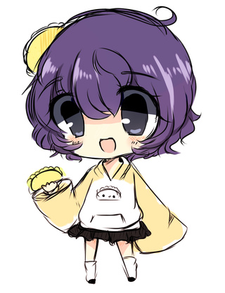 Anime clipart cute. Drawn taco free on