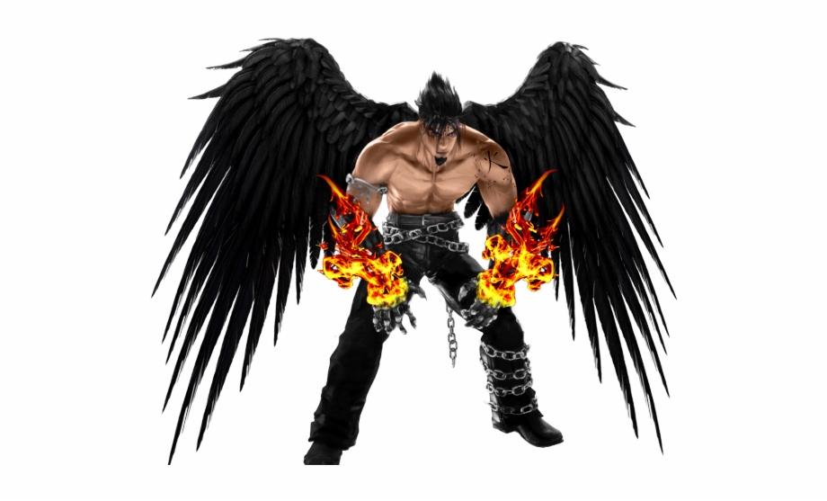anime clipart dark angel