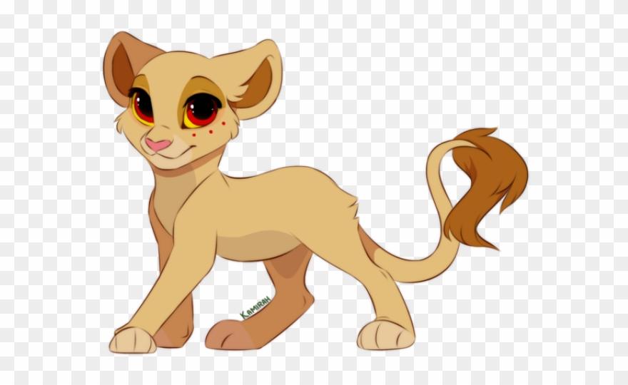 Anime clipart deviantart. Mountain lion kamirah png