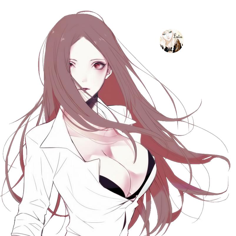 Girl render by izanamisatu. Anime clipart deviantart