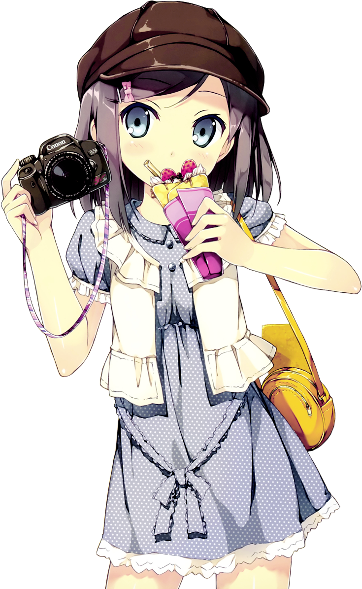 Girl png mart. Anime clipart file