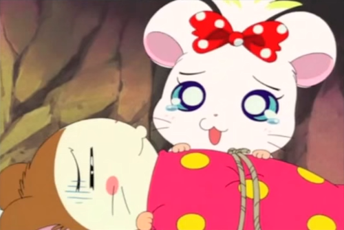 Anime clipart hamtaro. Images cute hamster wallpaper