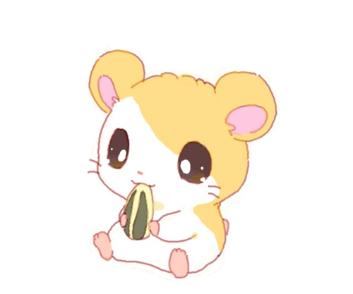 Anime clipart hamtaro.  best images on