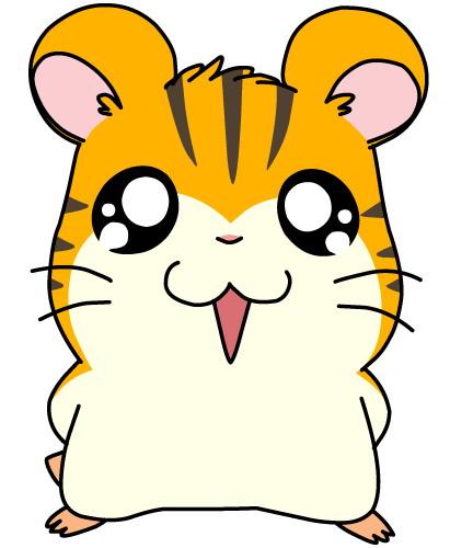 Cartoons clip art picgifs. Anime clipart hamtaro