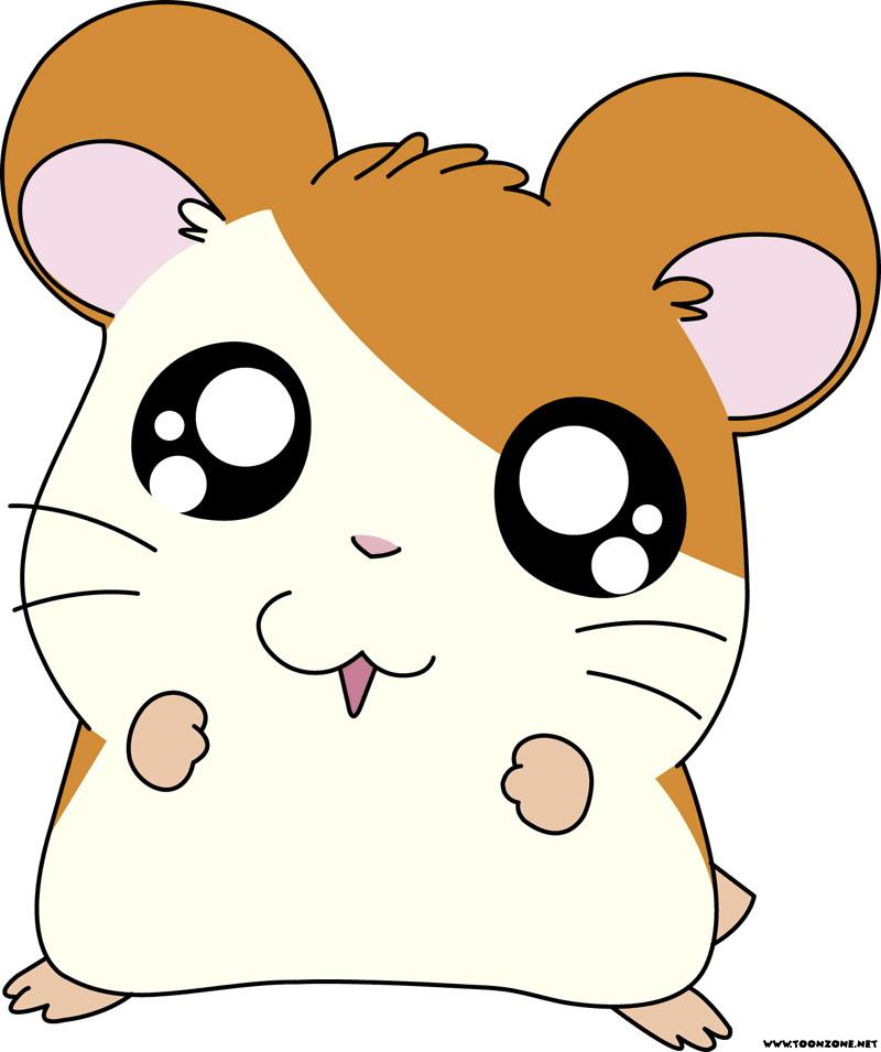 Anime clipart hamtaro. Cartoons clip art picgifs