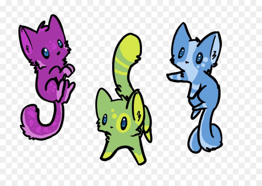 Anime clipart kitten. Cat drawing cartoon clip