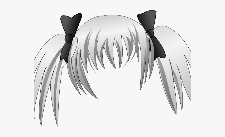 Wallpaper blink girl png. Anime clipart long hair
